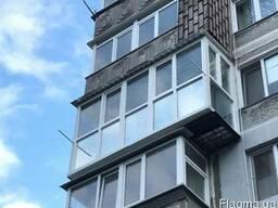 Металлопластиковые окна. Балконы под ключ.