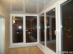 Нові металопластикові вікна, двері, балкони! Все під ключ!