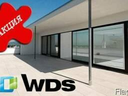 Металлопластиковые окна, двери WDS, Rehau (Рехау)