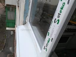 Металлопластиковые окна и двери, Steko. Кривой Рог.
