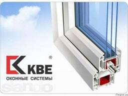 Металлопластиковые окна KBE (Германия)