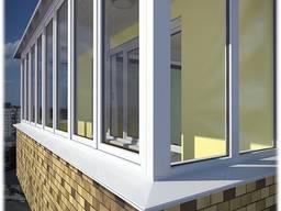 Металлопластиковые окна Rehau от производителя - компания Но