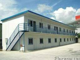 Металлопрофиль для Отделки Фасадов зданий и сооружений