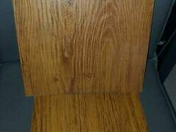 Металлосайдинг Доска №1 Золотой 3d дуб 0. 4 мм