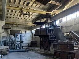 Металлургический завод, литейное производство