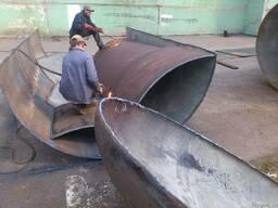 Брухт сталевий негабаритний великоваговий - вид 500