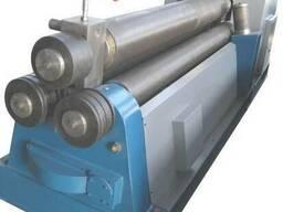 Металообробка вальцювання гнуття металу листогиб