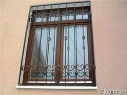 Металопластикові вікна, балкони та двері
