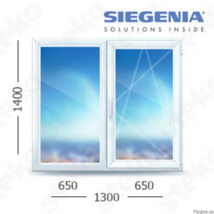 Металлопластиковые окна Европейский профиль Steko R600