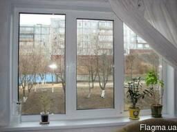 Металопластиковые окна, двери, балконы. Быстро качественно!