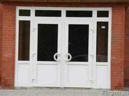 Металопластиковые входные двери Борисполь