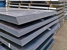 Металопрокат листовий 6-200 мм ГК ст. 30ХГСА, S355, 09Г2С, 4