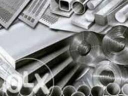 Металопрокат: Труби, арматура, листи, швелер, круги, уголки.