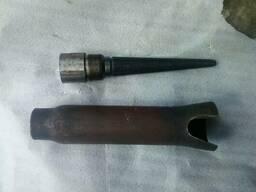 Метчик ловильный 42 мм с воронкой