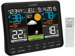 Метеостанция La Crosse WS6825-BLA с выносным датчиком для. ..