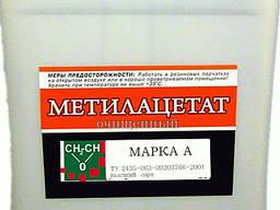 Метилацетат марки А - метиловый эфир уксусной кислоты, очище