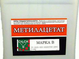 Метилацетат марки Б - метиловый эфир уксусной кислоты (налив
