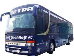 Международный автобусный рейс Бахмут-Ростов-Краснодар
