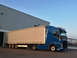 Международные перевозки грузов, международный транспорт