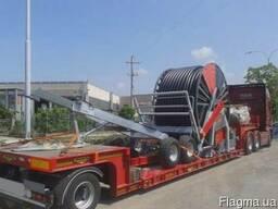Международные негабаритные перевозки , услуги по доставке