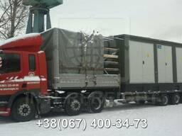 Международные перевозки трансформаторов