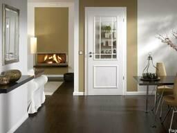 Межкомнатные Двери Белые в Интерьере Фото