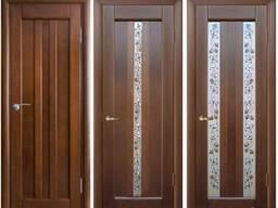 Межкомнатные Двери: дерево, МДФ или стекло