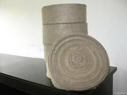 Межвенцовый утеплитель для деревянного дома, бани и сруба