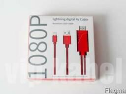 Mhl переходник Адаптер кабель конвертер Ipad iPhone на Hdmi