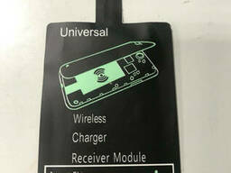 Micro USB Qi приёмник для беспроводной зарядки телефона