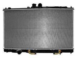 Мицубиши Лансер 9. 2007 . 1.6 Радиатор охлаждения