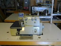 Микро Оверлок Brother Fb-N110 Бразер 3-х нитка, под леску.
