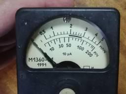 Микроамперметры М-1360-М,