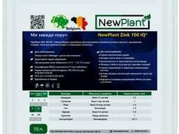 Мікродобриво NEW Plant ZINK 100 iQ - 10 л