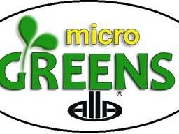 Набори для микрогрин Набір для мікрогрін паростки мікрозелень