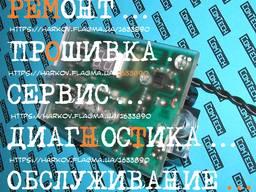 Ремонт модуля управления ET-3 бойлера Gorenje OGB100SEDD/V9
