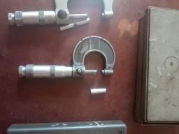 Микрометр 0-25 мм , 25-50 мм. СССР