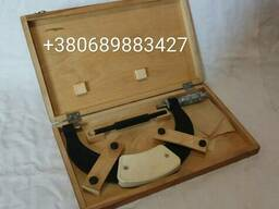 Микрометр гладкий МК-100, 150, 175, 200, 225