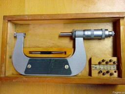 Мікрометр МВМ75-100