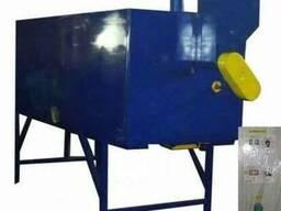 Микронизатор для обработки зерна, сои, масличных культур