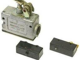 Микропереключатели мп-1, мп1101У4, мп2101, а801, км1-1, мт3