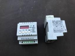 Микропроцессорные высокоточные реле времени ВЛ-159м-4