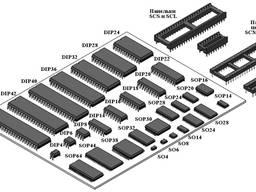 Микросхемы драйверов 85 видов импортные