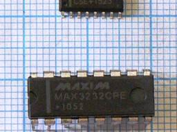 Микросхемы импортные MAX3232 MAX232 ST232 ST485 MC1377 MC1458 MC2833 MC3362 MC3486