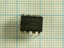 Микросхемы импортные NJM4558 NE592N14 NE5532 NE5534 NJM2068 NJM4560 NJM4580 OP07 OP27