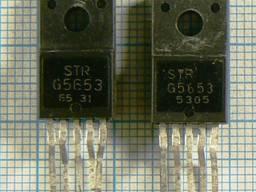 Микросхемы импортные STRG5653 STRF6654 STRG6353 STRG6651 STRG6653 STRG8656 STRG9656