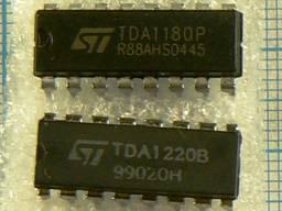 Микросхемы импортные TDA1220 TDA1151 TDA1175 TDA1180 TDA1308 TDA1517 TDA1519 TDA1574