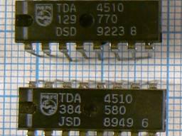 Микросхемы импортные TDA4510 TDA3654 TDA3827 TDA4453 TDA4555 TDA4580 TDA4605 TDA4650