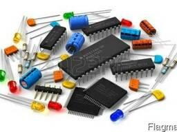 Микросхемы, транзисторы, диоды, модули электронные