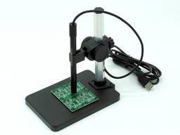 Микроскоп B006 х600 HD USB цифровой электронный на штативе